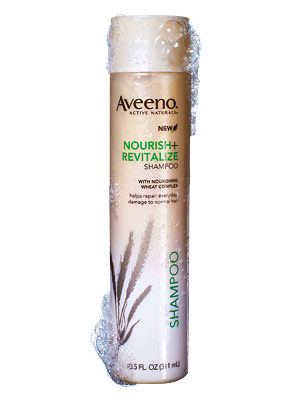Aveeno Nourish + Revitalize Shampoo