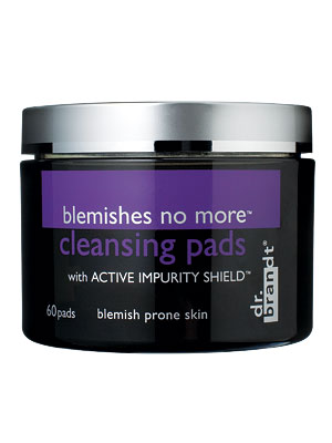 Dr. Brandt Blemishes No More Cleansing Pads