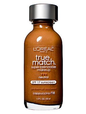 l oreal foundation makeup. L#39;Oréal Paris True Match