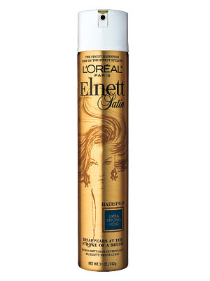 L'Oreal Elnett Satin Hairspray