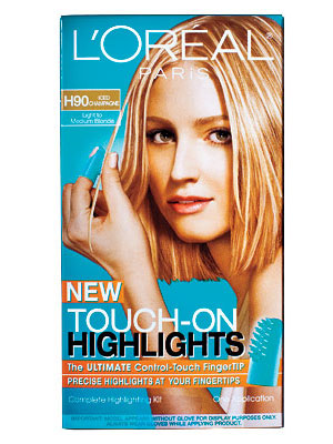 L'Oreal Touch-On Highlights