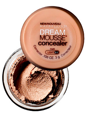 Maybelline Dream Mousse Concealer