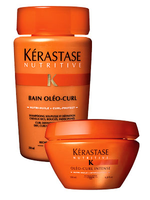 Best 2011 Shampoo/Conditioner for Curly/Coarse Hair - Kérastase Bain