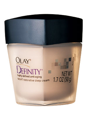Olay Definity Restorative Night Cream