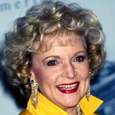 Transformation - Betty White - Beauty