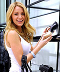Blake Lively - Shopping Tips