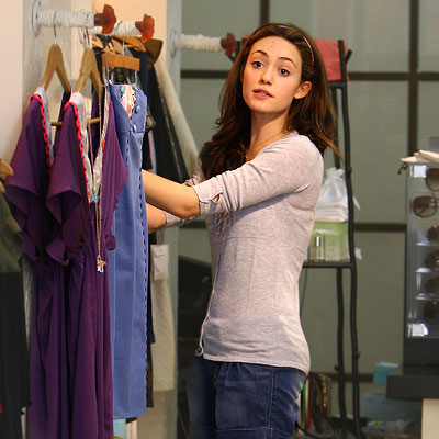 Emmy Rossum - Shopping Tips