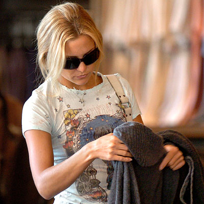 Kate Hudson - Shopping Tips