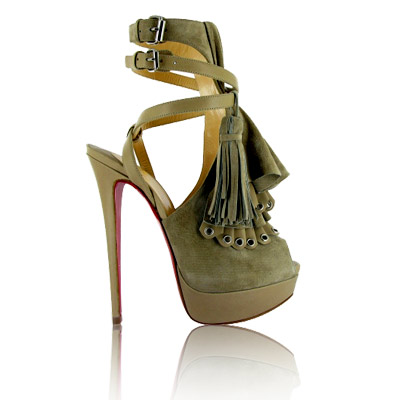 Christian Louboutin Misfit Heels