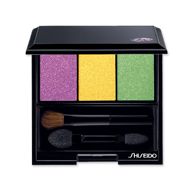Shiseido Makeup Eye Color Trio in Tropicalia