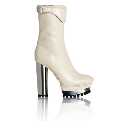 Calvin Klein Collection Whitecap Boots