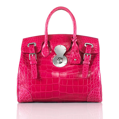 Ralph Lauren Pink Pony Collection Ricky 33 Bag