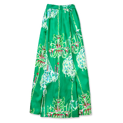 Lilly Pulitzer Pixie Long Skirt