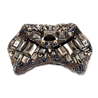 Bea Valdes Metropolis Clutch