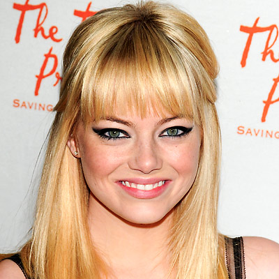 Emma Stone - Transformation - Beauty - Celebrity Before and After