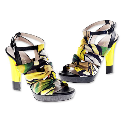 Escada Gaudi Sandals