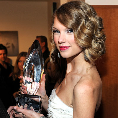 Taylor Swift - 2010 People&#039;s Choice Awards