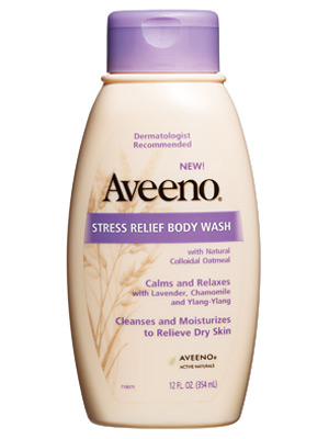 Aveeno Stress Relief Body Wash