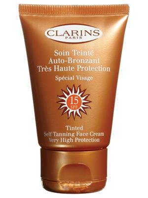 Self Best tanner facial