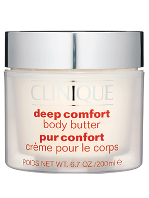 Clinique Deep Comfort Body Butter