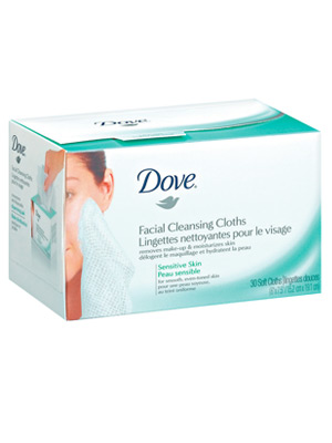 Dove Facial Cleansing Cloths 94