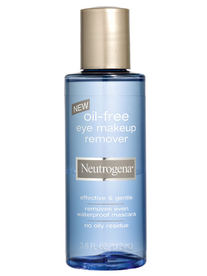 Neutrogena - Oil-Free Eye Makeup Remover :  makeup remover beauty neutrogena oil free eye makeup remover neutrogena