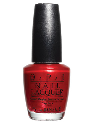 OPI I'm Not Really a Waitress