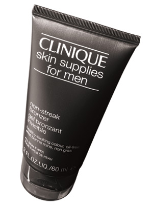 Clinique for Men Non-Streak Bronzer