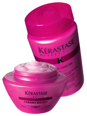 K rastase reflections bain miroir shampoo and reflections for Reflection bain miroir