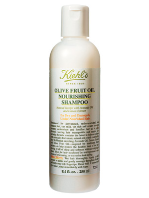 Kiehl's Olive Fruit Oil Nourishing Shampoo