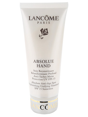 Lancome Absolue Hand Cream SPF 15