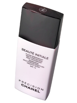 Chanel Beaute Initiale Energizing Multi-Protection Fluid Healthy Glow SPF 15