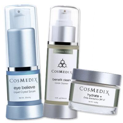 Cosmedix: Chirally Correct