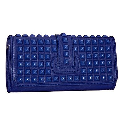 Rocker-Chic Clutch for 20% Off!  - February Deals & Steals - February Deals & Steals - Shopping - InStyle :  about steals instant clutch