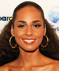 Alicia Keys-Apollo Theater-Eye Shadow
