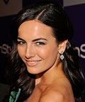 Camilla Belle-InStyle Golden Globes Party-Fiona Styles-makeup