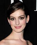 Anne Hathaway-Armani Haute Couture-Hair