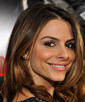 Maria Menounos-Edge of Darkness-Makeup