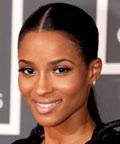 Ciara-Yolanda Frederick-2010 Grammys-Lipstick