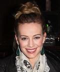 Hilary Duff - Elixir - eyeliner