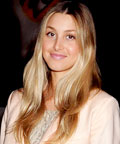 Whitney Port-Lip Gloss-New York Fashion Week