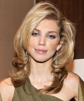 AnnaLynne McCord-nail polish-Artists for Peace and Justice
