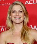 Ali Larter-nail polish-purple