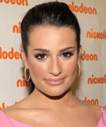 Lea Michele-Kid's Choice Awards-makeup-Melanie Inglessis