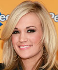Carrie Underwood-blush-makeup-6th Annual Pedigree Adoption Drive
