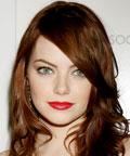Emma Stone-Paper Man-lipstick