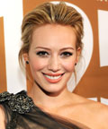 Hilary Duff-makeup-Brigitte Reiss-Andersen