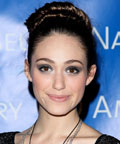 Emmy Rossum-Museum of Natural History-eye shadow