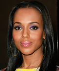 Kerry Washington-Mother and Child-eye shadow