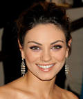 Mila Kunis-Met Ball-makeup